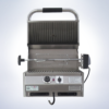 Electric grill with Rotisserie
