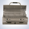 pedestal marine electric grill