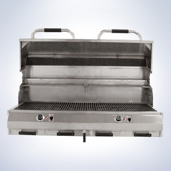 single Built in electric grill