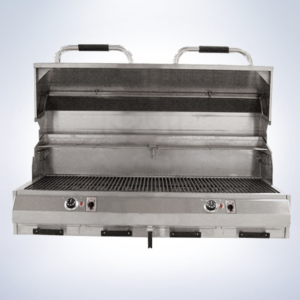 pedestal marine electric grill
