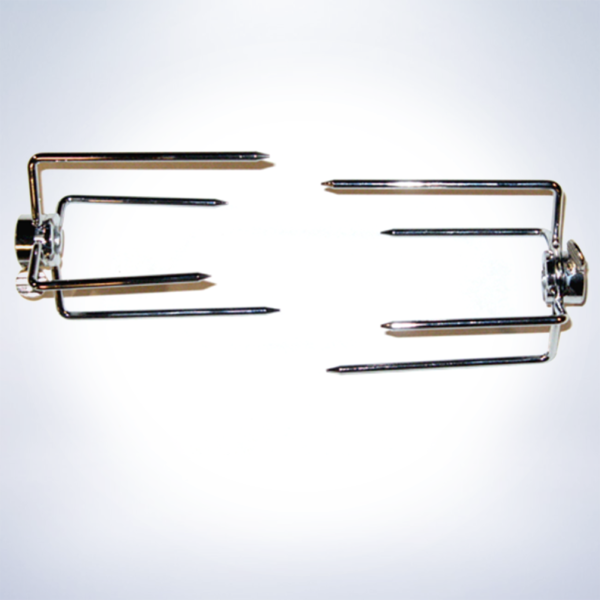 Extra Rotisserie Meat Forks